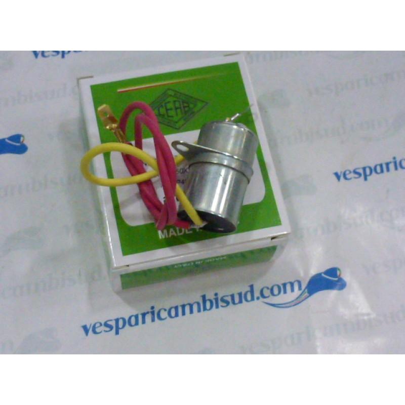CONDENSATORE ELETTRONICO CEAB VESPA P125X-P150X  APE P401-500