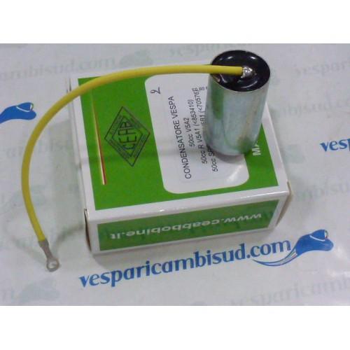 CONDENSATORE ELETTRONICO CEAB VESPA 50 V5A1T -50 R-50 SPECIAL