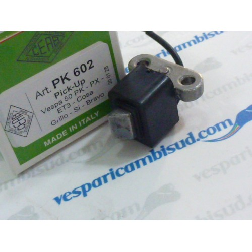 PICK-UP PER VESPA 50 PK S 50 XL CIAO SI GRILLO