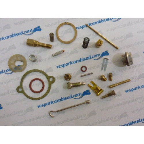 KIT REVISIONE CARBURATORE LAMBRETTA LI 2 SERIE