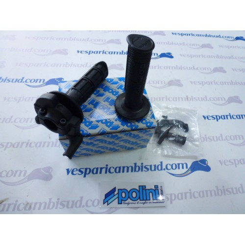 GAS RAPIDO POLINI XP 65 R CON MANOPOLE MOTO-SCOOTER-VESPA