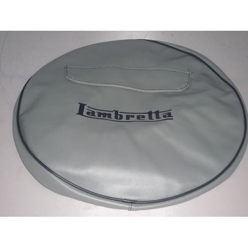 COPRIRUOTA LAMBRETTA DA 10 GRIGIO