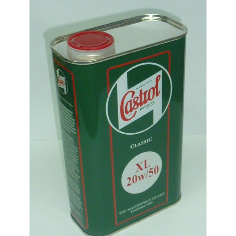 CASTROL CLASSIC XL20W/50 1 litro