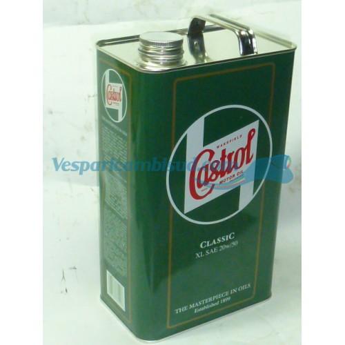 LATTINA 5L OLIO CASTROL XL SAE20W/50