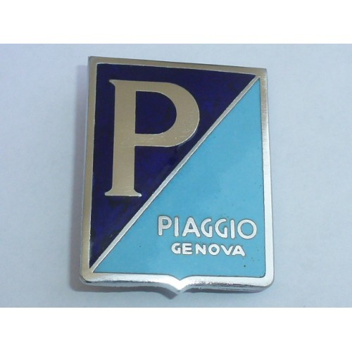 """SCUDETTO """"PIAGGIO GENOVA"""" ORIGINALE PACCAGNINI"""