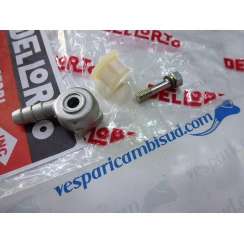 Kit di pipetta di raccordo fratubo benzina SHB 16, per Vespa V50/PK50