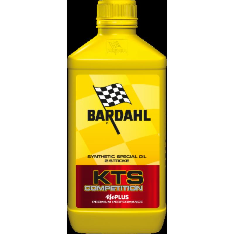 Bardahl Bardhal Kts Competition Olio Miscela 100% Sintetico Motori 2T