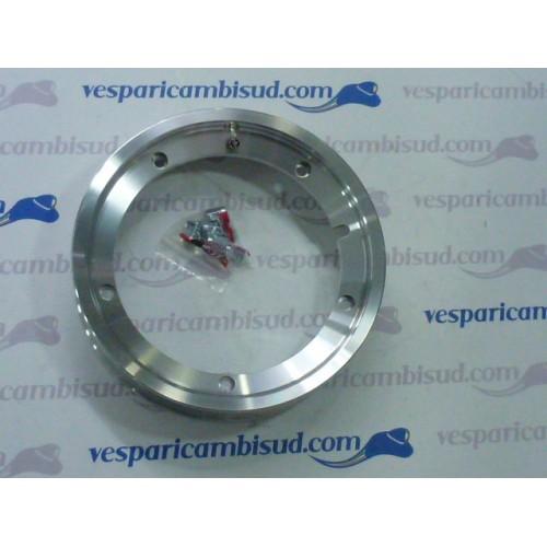 Cerchio in fusione di alluminio e lavorati CNC 2.10X10 SIP