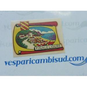PER VESPA DECAL/ADESIVI CITTA ANNI 50/60